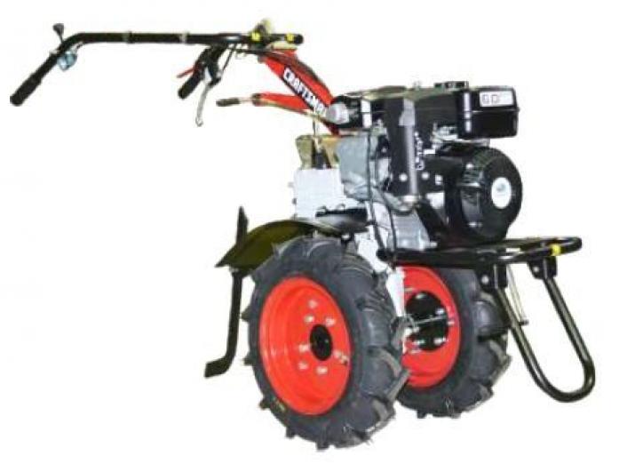 Мотоблок Craftsman 24030B с двигателем B&S INTEK I/C