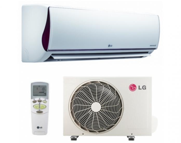 Сплит-система LG СS09AQ2 - Inverter - CASCADE
