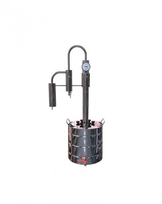 Самогонный аппарат добрый жар 30 литров купить в самогонный аппарат дистиллятор первач элит 14т отзывы