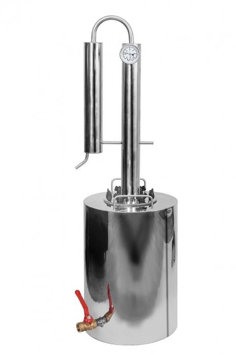 Самогонный аппарат добрый жар профи 15 литров самогонный аппарат из шарикового холодильника