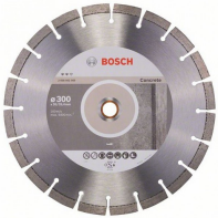 Алмазный диск Bosch Expert for Concrete 300x22мм 2608602694