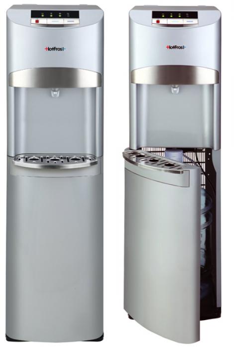Кулер для воды HotFrost 45 AS