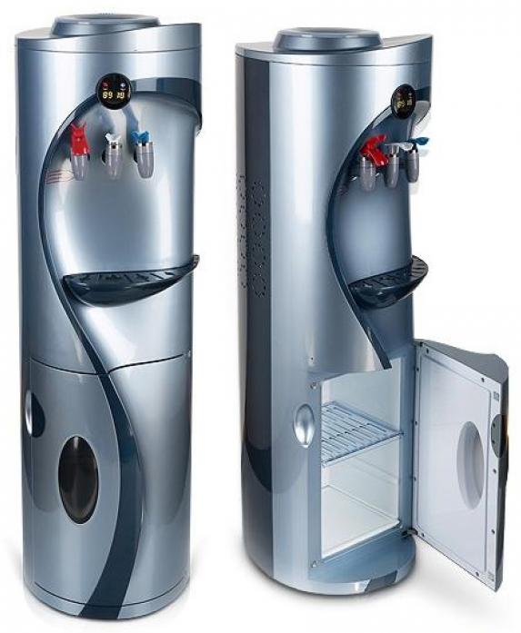 Кулер для воды HotFrost V760 CS