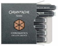 Картридж для ручек Carandache Chromatics 8021.049 Organic brown