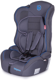 Автокресло Baby Care Upiter Plus (1-12лет) Grey/Blue
