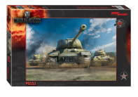 Step puzzle World of Tanks 560 элементов 97027