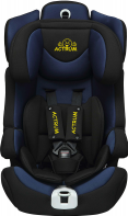 Автокресло Actrum MERCURY (9-36) BLACK+NAVY Isofix