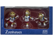 FIFA -2018 Zabivaka set №2 (celebrating) 6 см 3 шт Т11674