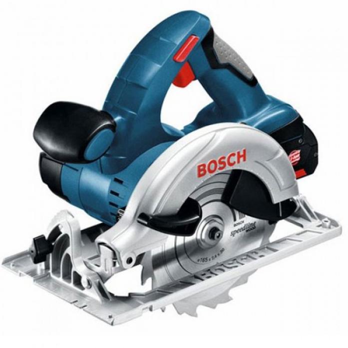 Циркулярная пила Bosch GKS 18 V-LI 3,0Ач 060166H006