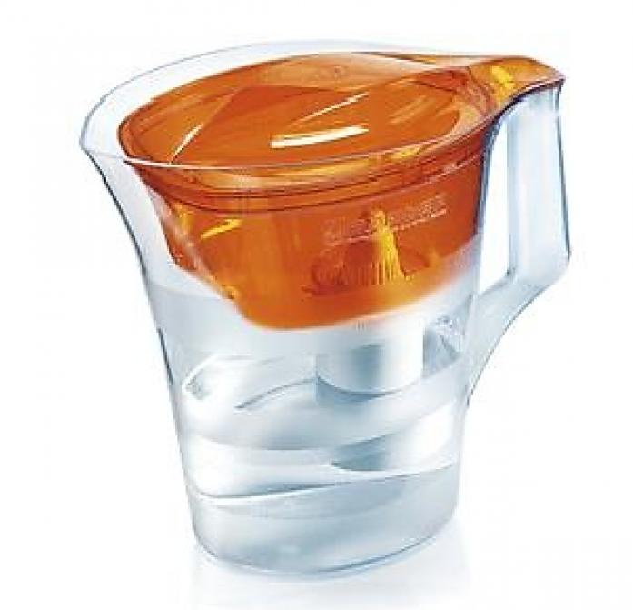 Кувшин Барьер Твист (оранжевый)