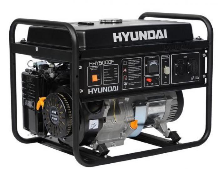 ��������� Hyundai HHY 5000F
