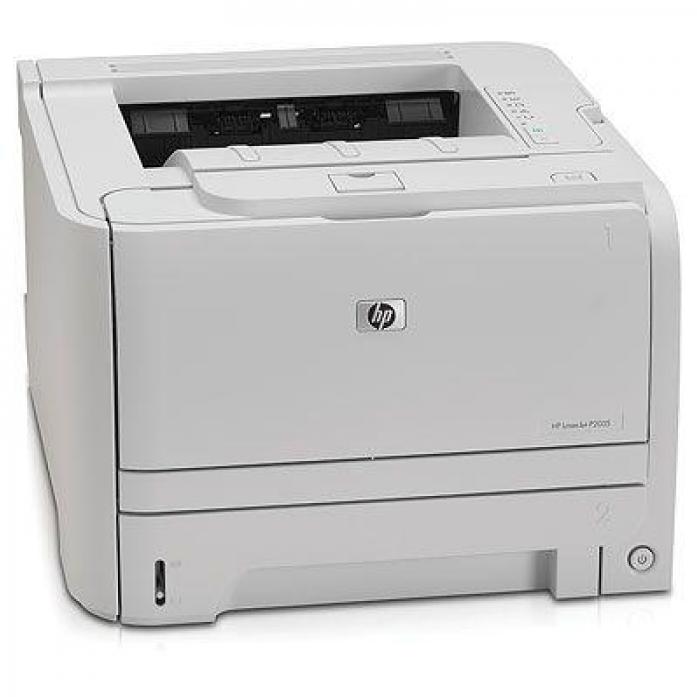 Лазерный принтер HP LaserJet P2035
