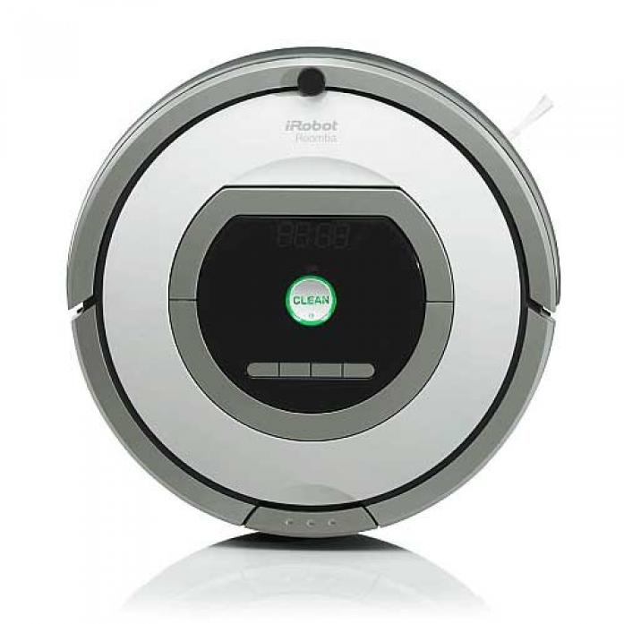 Пылесос робот IRobot Roomba 760