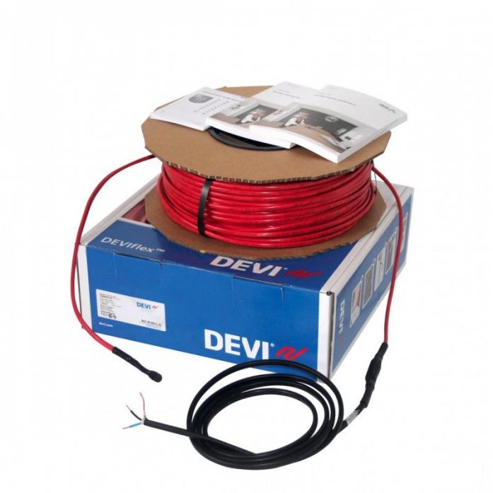 Теплый пол DEVI DEVIflex 18T 680Вт 230В 37м
