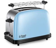 Тостер Russell Hobbs 23335-56 Colours Plus Нeavenly Blue
