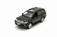 Машина на ру Balbi HQ20133 Toyota land cruiser 1:24 черный