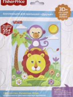 Аппликация Fisher-Price Друзья 03182