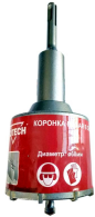 Коронка SDS-plus ELITECH 68мм 1820.035700