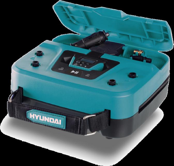 Автомобильный компрессор Hyundai HHY 30