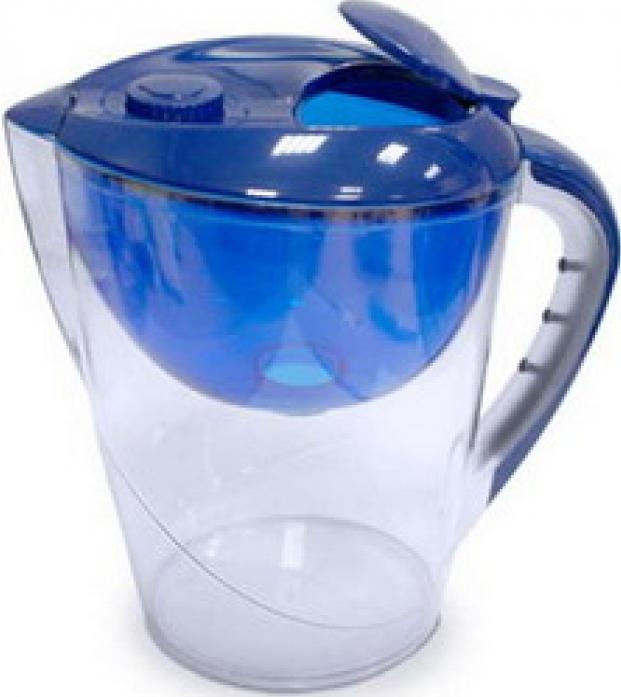 Фильтр-кувшин Гейзер Аквариус синий (62025)
