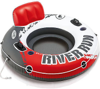 Круг Intex Red River Run 1 с ручками 135 см 56825