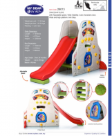Игровой комплекс GONA TOYS Spaceship Slide GSS-001