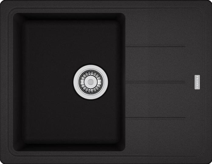 Кухонная мойка Franke BFG 611 C (114.0280.847) оникс фрагранит