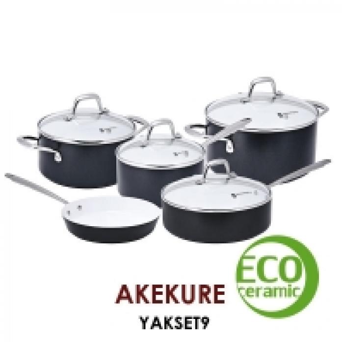 Набор посуды Yamateru Akekure YAKSET9