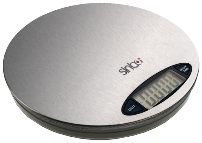 Кухонные весы Sinbo SKS 4513 серебристый