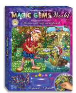 Набор Лапландия Мозаика Magic Gems - Буратино 57438
