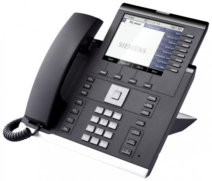 Телефон UNIFY COMMUNICATIONS Enterprise OpenScape Desk Phone IP 55G