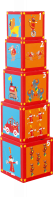 Кубики SCRATCH Stacking Tower Сircus 6181050