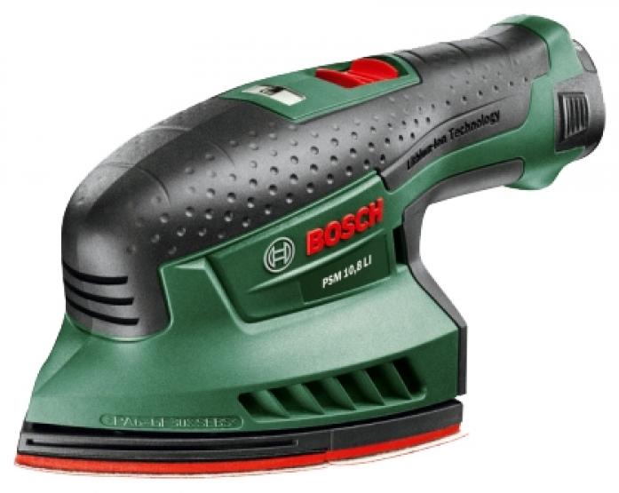 Шлифмашина Bosch PSM 10.8 Li 0603976922
