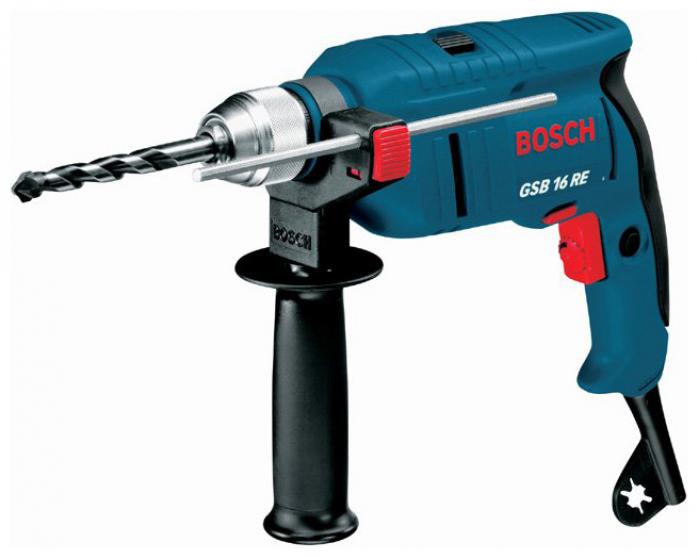 Дрель Bosch GSB 16 RE БЗП 060114E600