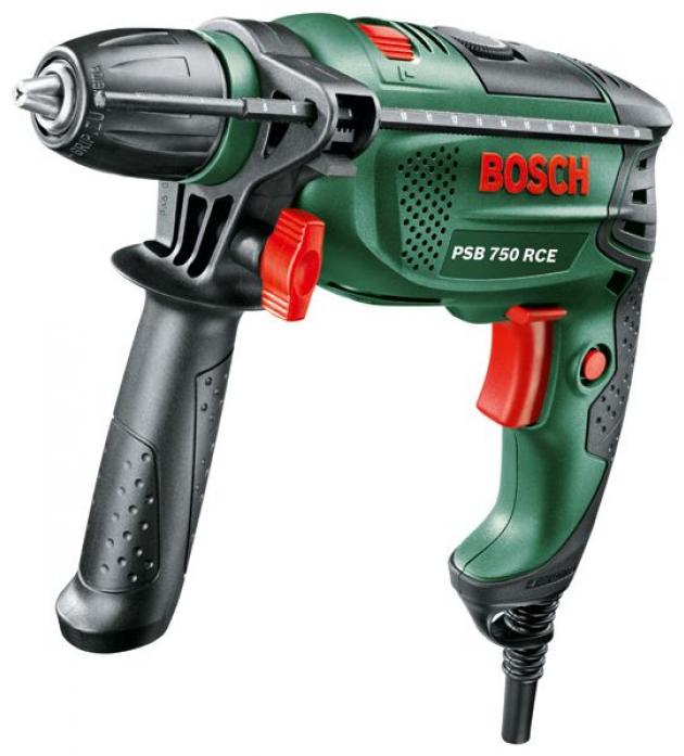 Дрель Bosch PSB 750 RCE 0603128520