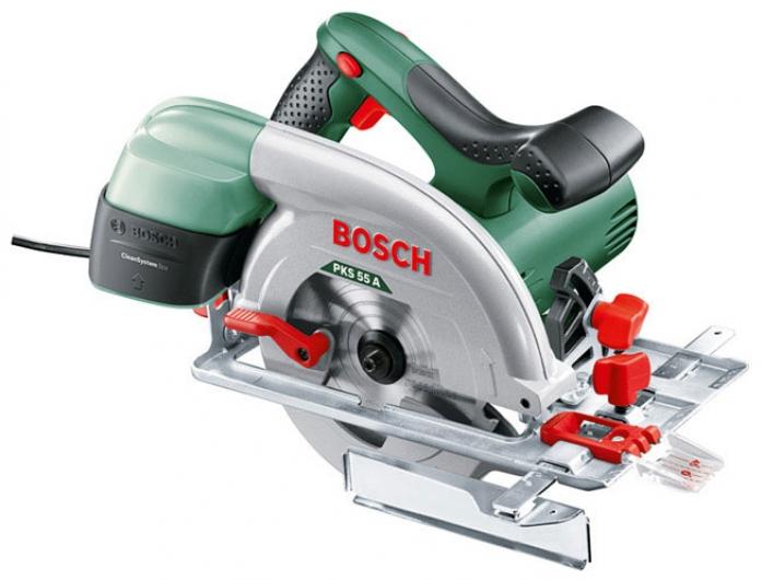 Циркулярная пила Bosch PKS 55 0603500020