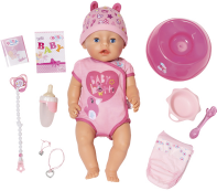 Кукла Zapf Creation Baby born Интерактивная 43 см 825-938