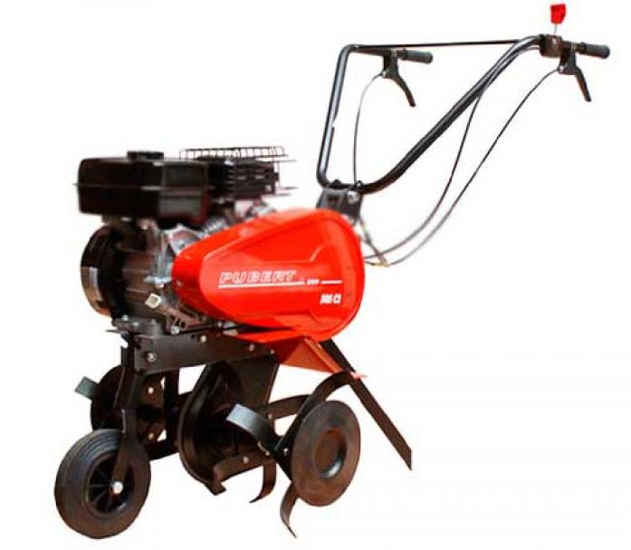Мотокультиватор Pubert ECO MAX 65 KC2 с реверсом