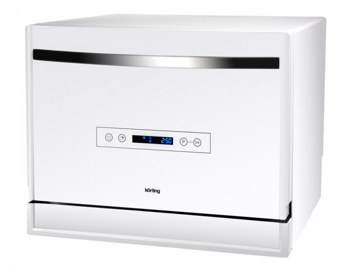 Настольная посудомоечная машина Korting KDF 2095W
