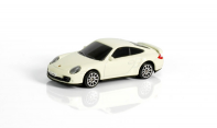 RMZ City Porsche 911 Turbo 344019S-WH Белый