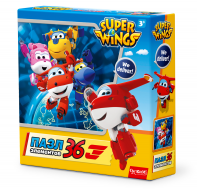 Пазл Origami 02800 SuperWings We deliver! 36 штук