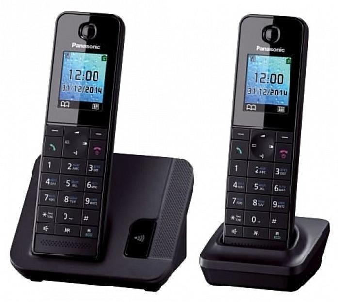 Радиотелефон Panasonic KX-TGH 212RUB