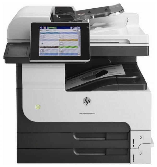 МФУ HP LaserJet Enterprise 700 MFP M725dn (CF066A)