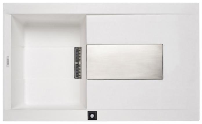 Кухонная мойка Elleci SIREX 400 (86)Electro
