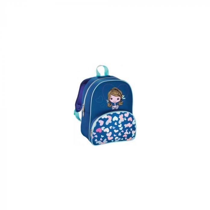 4d6fdf0edfa7 Рюкзак HAMA Lovely girl синий/голубой 139091 Артикул 394095 купить ...