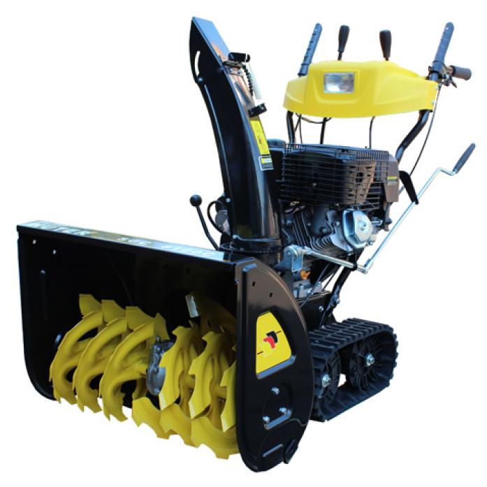 Гусеничный самоходный снегоуборщик Huter SGC-8100C
