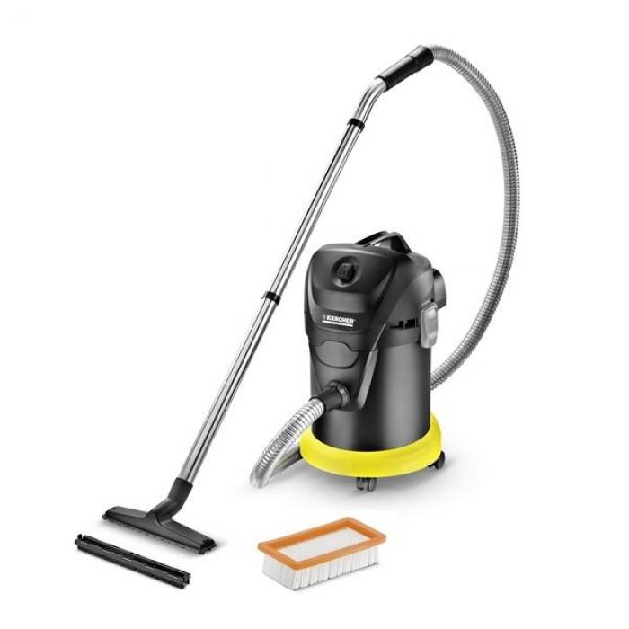 Промышленный пылесос Karcher AD 3.200 черный/желтый