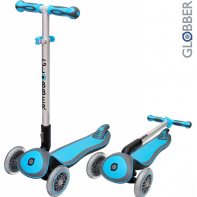 Самокат Globber Elite S My Free Fold up Sky blue 446-101 (6313)