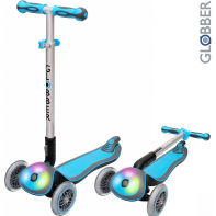 Самокат Globber Elite F My Free Fold up Sky blue 448-101 (6308)