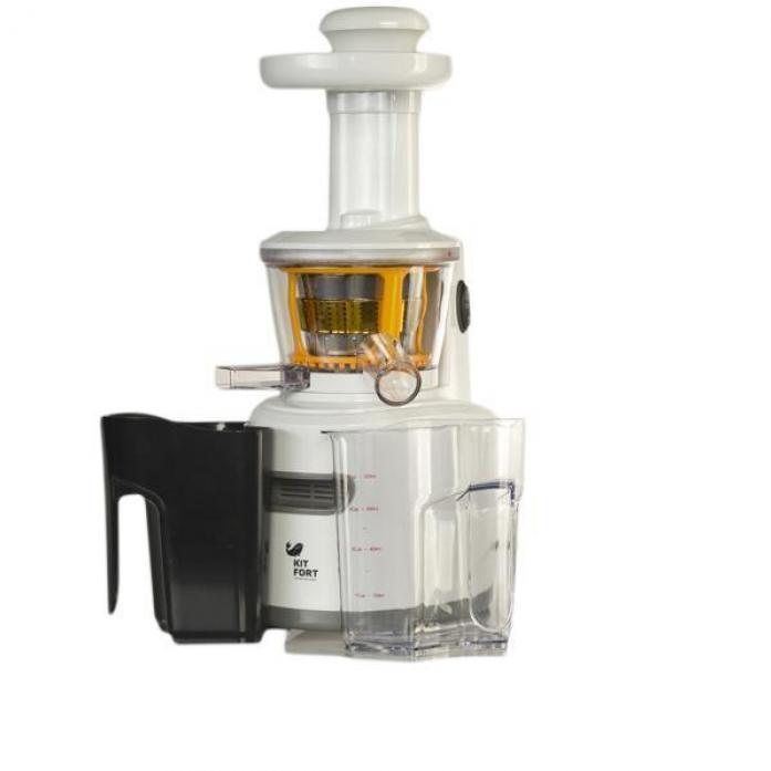 Соковыжималка Kitfort КТ-1101-1 белый